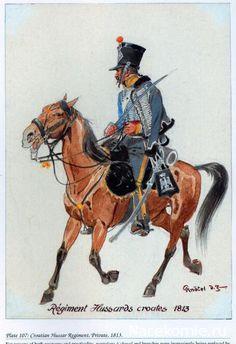 Regiment de hussards de Croatie 1813