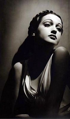 Dorothy Lamour, photo by George Hurrell