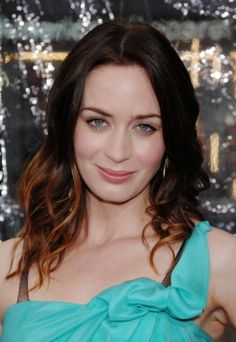 Ombre: Emily Blunt