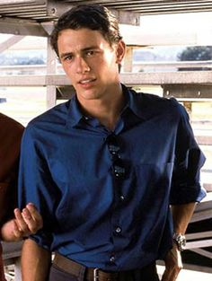 James in Never Been Kissed