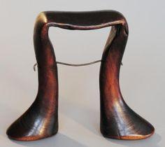 Karamajong - Audouin Headrests Appuie-nuque African Headrest Neckrest | Archives