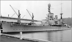 Vintage photographs of battleships, battlecruisers and cruisers.: Search results for renown