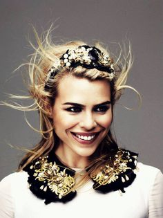 Billie Piper	 (Swindon, Wiltshire, England)