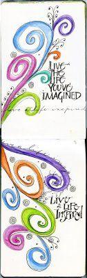 Art du Jour by Martha Lever: Doodle-de-Do