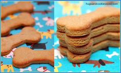 MAKE THESE YUMMIES FOR YOUR FAVORITE POOCH! (Always check with your vet first!) 1 CUP PLUS 2T. ALL PURPOSE FLOUR 1/2 C. PLUS 2T. PEANUT BUTTER 1/2 C.MILK ELECTRIC MIX THE MILK AND PEANUT BUTTER. ADD FLOUR AND MIX TILL A DOUGH FORMS. ROLL ON A FLOURED BOARD AND CUT INTO DESIRED SHAPES. BAKE ABOUT …