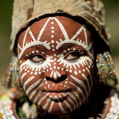 Make Up | Eric Lafforgue Photography  Kenia