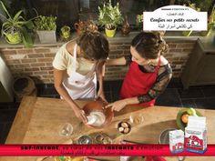 Pâte magique : saf-instant Mini Pains, Samira Tv, Pizza, Tortillas, Quiche, Stuffed Bread, Pastries, Salads, Powdered Milk