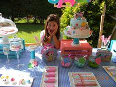 Ideas de la fiesta de cumpleaños Lalaloopsy | Foto 41 de 145 | Catch My Party