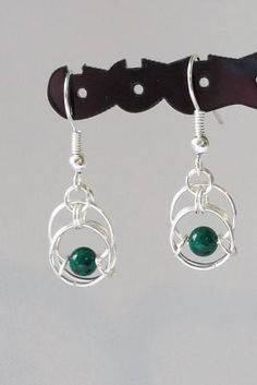 All About Printing Chainmaille Tutorials Free - Diy Schmuck Ideen Wire Wrapped Jewelry, Metal Jewelry, Beaded Jewelry, Silver Jewelry, Chainmaille, Jump Ring Jewelry, Diy Schmuck, Homemade Jewelry, Bijoux Diy
