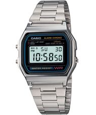 Classic Casio watch  #methodholidayhappy Casio Silver Watch, Casio Watch, Silver Watches, Watches For Men, Retro Watches, Sport Watches, Casio Digital, Mens Digital Watches, Timex Watches