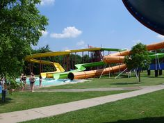 Mark Twain Landing Water Park | Flickr - Photo Sharing!