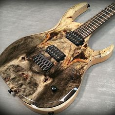 Owner of Kiesel Guitars/Carvin Guitars, run the day to day business, design and build instruments. In spare time I race cars and hang with my family. Jazz Guitar, Guitar Art, Music Guitar, Cool Guitar, Playing Guitar, Guitar Painting, Rare Guitars, Fender Guitars, Vintage Guitars
