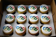 Party Planning: Olympic Party....totally doing this!