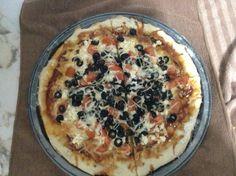 Pizza maison grec