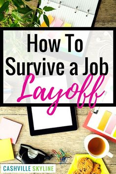 Losing your job doesn't have to lead to a financial catastrophe. Here's the survival guide  and bare bones budget I'm using to tackle…