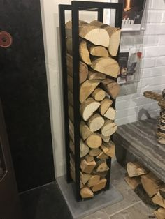 J Day Stoneworks - Stove and Fireplace Specialists 01727 823326 Log Store, Firewood, Stove, Interior, House, Accessories, Wood Store, Woodburning, Range