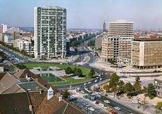 Ernst Reuter Platz 1971