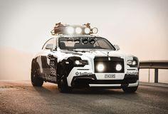 Jon Olsson Rolls Royce Wraith | Image