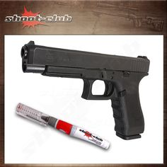 Pistole Glock 34 Gen. 4 M.O.S im Kaliber 9 mm Luger Modular Optics System