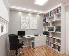 home office planejados - Pesquisa Google