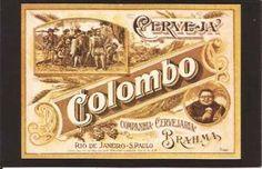 Cervejaria Brahma - Cerveja Colombo