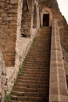 Entrance to Monastery of Sumela, Trabzon, NE Turkey
