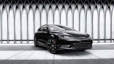 2015 #Chrysler 200 Receives Five-Star Overall Safety Rating