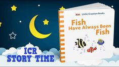 Join zoologist Frank Sherwin for ICR Story Time! Watch and listen as he reads Fish Have Always Been Fish. Science Resources, Popular Books, Inspirational Books, Always Be, Story Time, The Creator, Join, Fish, Watch