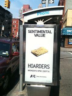 Hoarders  - NYC