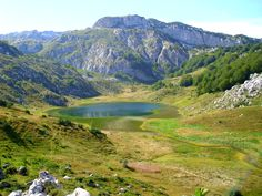 Mountain Treskavica, Bosnia and Herzegovina