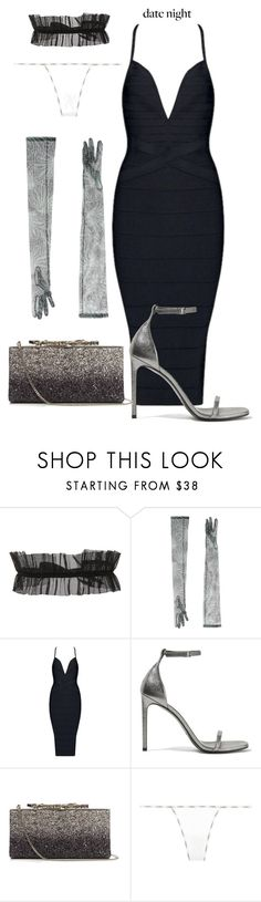 """""""Hot Date Night Style'"""" by dianefantasy ❤ liked on Polyvore featuring BreeLayne, Dries Van Noten, Yves Saint Laurent, Jimmy Choo, La Perla, DateNight, polyvorecommunity and polyvoreeditorial"""