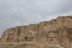 Iran ,Shiraz ,Grave of Kings( 2500 Bc)