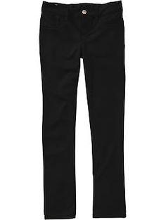 a541951e651 Girls Ponte-Knit Super Skinny Pants