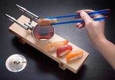 rogeriodemetrio.com: Star Trek USS Enterprise Sushi Set