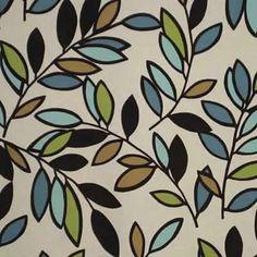 Fabric swatch.