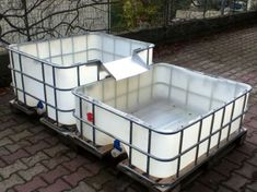 video pool aus ibc tank container selber bauen so einfach geht s tipps. Black Bedroom Furniture Sets. Home Design Ideas