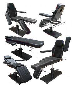 Heavy Duty Chair - Black Adjustable