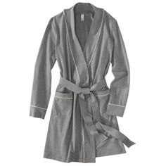 Women's Knit Robe - Assorted Colors