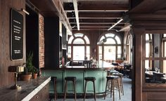 History lurks around most corners of Philadelphia. In the case of Wm. Mulherin's Sons, a new hotel and restaurant located in the city's emerging Fishtown neighbourhood, it proudly exists front and centre. Occupying an eponymous 19th century whiskey b...