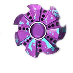 Nuofeng Fidget Spinner Toys Hand Spinners Stress Reducer Ceramic Bearing