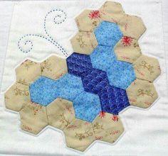 Hexagon Butterfly
