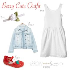 """""""Berry"""" Cute Outfit!"""