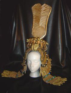 Cleopatra Headdress by AmethystArmor.deviantart.com