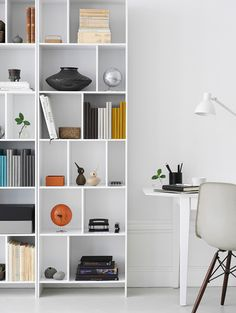 Scandinavian inspired spaces by Swedish set and prop stylistJoanna Lavén.