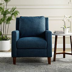 Cozy up to our stylish collection of accent chairs and arm chairs. Kick back and relax in an accent chair or slipper chairs for your living room or bedroom. Beautiful Chair, Chair Design, Pink Chair, Chair, Blue Accent Chairs, Cool Chairs, Elegant Chair, Perfect Chair, Accent Chairs