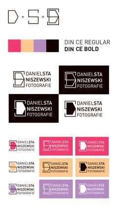 Daniel Staniszewski branding - Nina Gregier - proste kreski - graphic design & art direction
