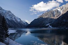 Got To Tell Somebody - Don Francisco (+playlist) Nature Images, Nature Photos, Winter Mountain, Mountain High, Mountain Wallpaper, Lake Photos, Alpine Lake, Seen, Countries Of The World