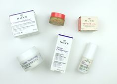 Rosy Disposition: My New Nuxe Goodies