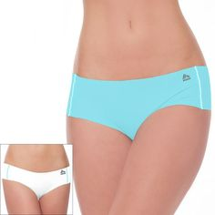 RBX 2-pack Laser No Show Cheeky Hipster Panties RBX019, Women's, Size:
