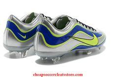 Nike MV XV Super Ltd Edition Mercurial IX R9 Chrome Football Boots For Cheap Silver Volt Blue Green Soccer Cleats